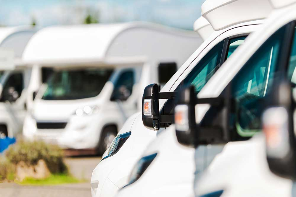 Recreation Vehicle Campers For Sale after receiving thorough RV inspection services